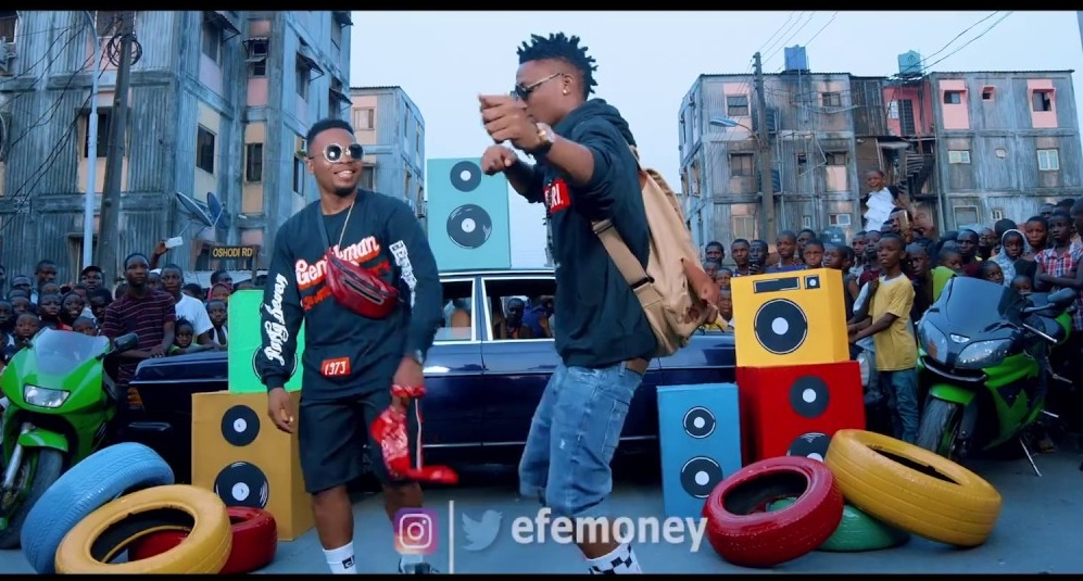 DOWNLOAD: Efe – Warri (Official Video) Ft Olamide (Dir By Avalon